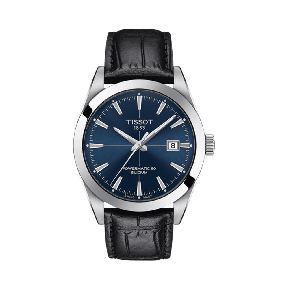 Đồng hồ tissot nam t127.407.16.041.01 dây da 40 mm | pnj.com.vn
