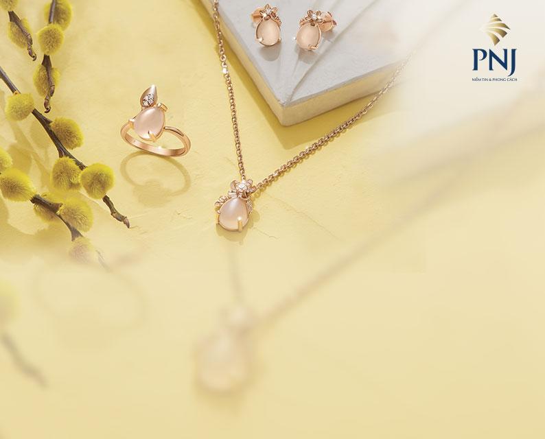 Nhận đặc quyền ưu đãi cho phong cách của bạn từ PNJ?