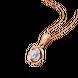 Mặt dây chuyền Kim cương Vàng 14K Disney PNJ Beauty & The Beast DDDDH000034