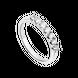 Nhẫn Kim cương Vàng trắng 14K PNJ DD00W000665