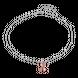 Dây cổ bạc đính đá STYLE By PNJ DNA XMXMH000021