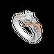 Nhẫn Kim cương Vàng 14K PNJ DDDDH000110