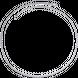 Dây chuyền nam bạc PNJSilver dây cong dập dẹp 0000K000039