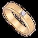 Nhẫn cưới Vàng 18K đính đá ECZ Swarovski PNJ Chung Đôi XM00Y000878
