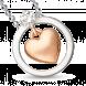 Mặt dây chuyền Kim Cương PNJ First Diamond Vàng 14K