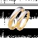 Nhẫn Cưới PNJ Sánh Duyên Vàng 18K
