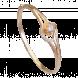 Vòng tay PNJ Vàng 18K đính đá CZ 70632.102