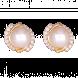 Bông tai PNJ vàng 18K đính ngọc trai Freshwater 71985.604