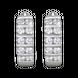 Bông tai bạc đính đá PNJSilver XM00K000164