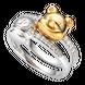Nhẫn bạc đính đá PNJSilver Winnie The Pooh XM00C000023
