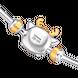 Vòng tay bạc PNJSilver Frozen 0000C000005