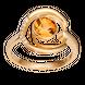 Nhẫn Vàng 18K đính đá Citrine PNJ CTXMY000214