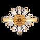 Nhẫn Vàng 10K đính đá Suncut PNJ ZTXMY000997