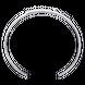Vòng tay nam bạc PNJSilver Aura 0000W000001