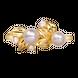 Nhẫn Vàng 18K đính ngọc trai Freshwater PNJ PFMXY000001