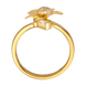 Nhẫn Vàng 10K đính đá ECZ Swarovski PNJ XMXMY003371