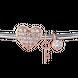 Vòng tay bạc đính đá PNJSilver Friendzone Breaker XMXMH000002
