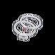 Nhẫn bạc mix đá Swarovski PNJSilver XMZTK000011