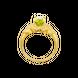 Nhẫn Vàng 18K đính đá Peridot PNJ NPXMY000007 2