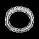 Vòng tay Vàng trắng Ý 18K đính đá CZ PNJ XM00W000058