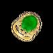 Nhẫn Vàng 18K đá Cẩm Thạch PNJ JDXMY000024