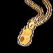 Mặt dây chuyền Vàng 18K đính đá Citrine PNJ CTXMY000283