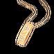 Mặt dây chuyền Vàng 10K đính đá ECZ Swarovski PNJ XM00Y001216