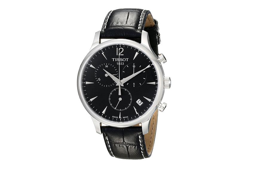 Đồng hồ Tissot khoác lên vẻ đẹp lịch lãm và thời thượng
