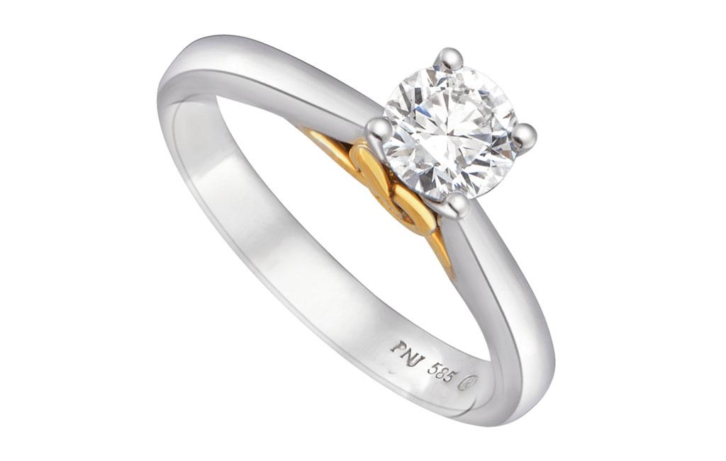 Nhẫn Kim cương - Điểm nhấn sang trọng và thời thượng cho quý cô