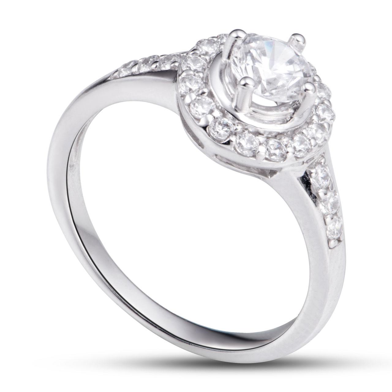 Nhẫn bạc PNJSilver đính đá 12300.100 - 3828858 , SND2KN12300_100 , 274_SND2KN12300_100_9 , 406000 , Nhan-bac-PNJSilver-dinh-da-12300.100-274_SND2KN12300_100_9 , pnj.com.vn , Nhẫn bạc PNJSilver đính đá 12300.100
