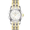 Đồng hồ nữ mặt xà cừ dây thép không gỉ Tissot T033.210.22.111.00