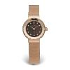 Đồng hồ nữ dây thép không gỉ chống nước Skagen 456SRR1