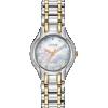 Đồng hồ nữ dây thép không gỉ chống nước Citizen EM0284.51D