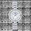 Đồng hồ nữ dây thép không gỉ chống nước Tissot T094.210.11.111.00
