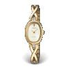 Đồng hồ nữ dây thép không gỉ chống nước Citizen EX1412.82P