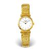 Đồng hồ nữ dây thép không gỉ chống nước Longines L4.209.2.12.8