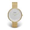 Đồng hồ nữ dây thép không gỉ chống nước Skagen SKW2141