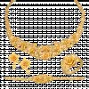 Bộ Trang sức cưới PNJ Thiên Đường Hạnh Phúc Vàng 24K