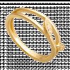 Nhẫn PNJ Mystery Vàng 10K đính đá ECZ Swarovski 87612.100