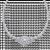 Dây Cổ Cưới PNJ Sắc Hoa Tinh Khôi Vàng Trắng 10K đính đá ECZ