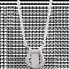 Tạo phong cách thời trang thật chất với dây cổ bạc hình cây đàn PNJSilver Music Lovin' đính đá