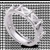 Nhẫn bạc hình chiếc trống PNJSilver Music Lovin' 14120.000