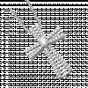 Mặt dây chuyền PNJ vàng 10K đính đá ECZ