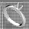 Vỏ nhẫn PNJ vàng trắng 18K