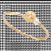Vòng tay PNJ Vàng 18K đính ngọc trai Freshwater