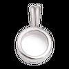 Hạt Charm DIY PNJSilver hình tròn