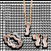 Bộ trang sức Kim cương PNJ First Diamond Vàng 18K