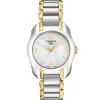 Đồng hồ nữ thời trang mặt kính sapphire dây thép không gỉ Tissot T023.210.22.117.00