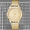 Đồng hồ thời trang nữ dây thép không gỉ chống nước Citizen EM0502.86P