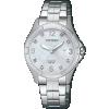 Đồng hồ nữ dây thép không gỉ chống nước Citizen FE6126.80X